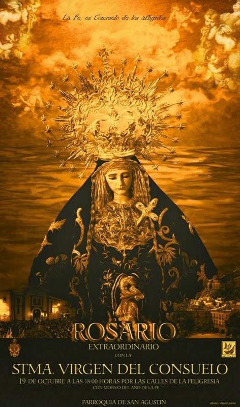 Rosario extraordinario por el año de la Fe 2013