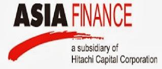 Lowongan Kerja Staff Legal November 2013 PT. Artha Asia Finance