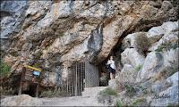 La Cova de LAigua (Denia,Spain). Abuelohara