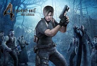 [Game] Resident Evil 4 PC RIP