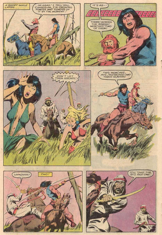 Conan the Barbarian (1970) Issue #161 #173 - English 13