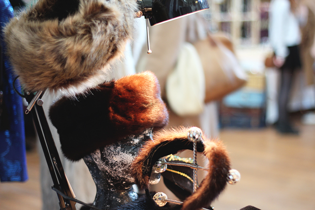 Fashion and Lifestyle Blogger reviews Judy's Affordable Vintage Fair in Cambridge