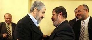 مرسي يبدأ خطة توطين الفلسطينيين في سيناء والسؤال الآن: خيانة عظمي أم عته سياسي