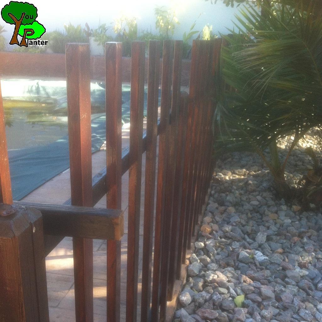 Youplanter ideas para el jard n 7 pasos para hacer una for Como hacer una puerta de madera para jardin