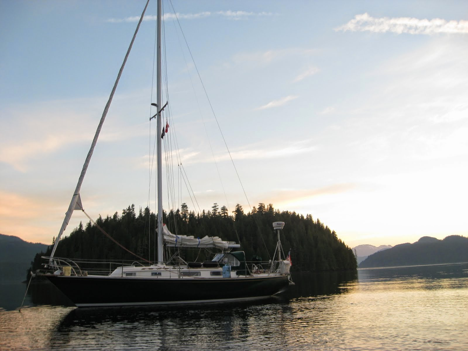 S/V Sea Breeze