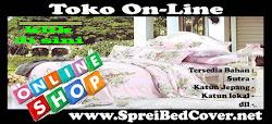 Toko Online Sprei BedCover