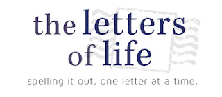 the letters of life blog