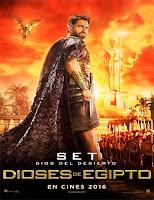 Dioses de Egipto (2016)