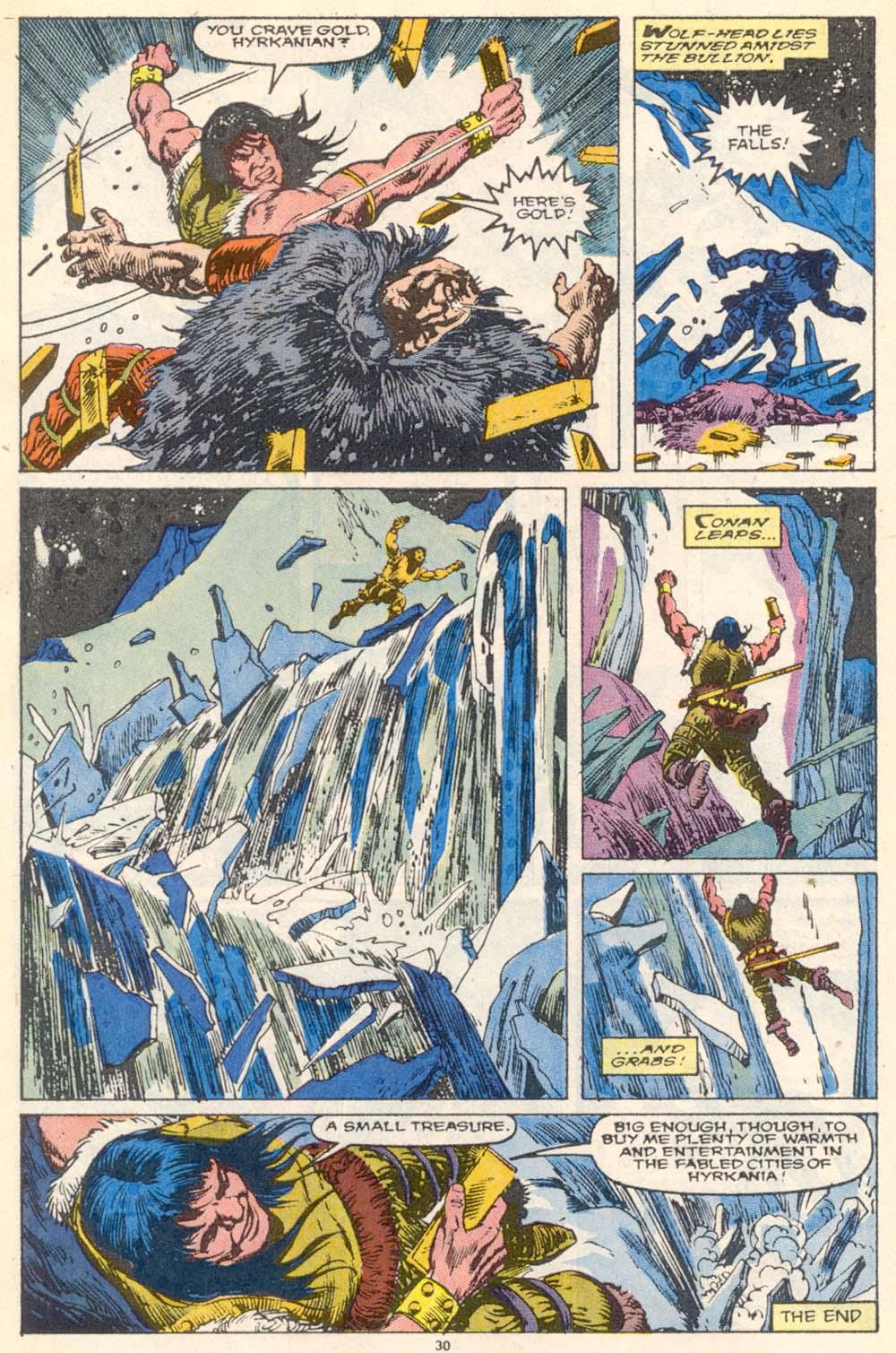 Conan the Barbarian (1970) Issue #220 #232 - English 24