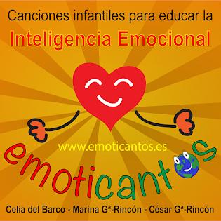 """Escucha el disco """"Emoticantos"""" en GooglePlay"""