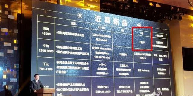 Bocoran Harga dan Jadwal Rilis Samsung Galaxy S7
