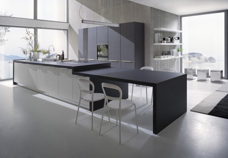 Materiales para cocinas laminados resistentes y - Laminado para cocina ...