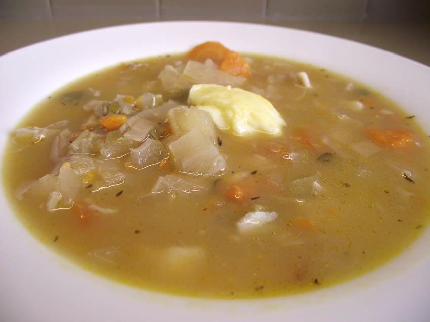 Ma cuisine a du sens soupe de poisson au pastis et sa - Cuisine soupe de poisson ...
