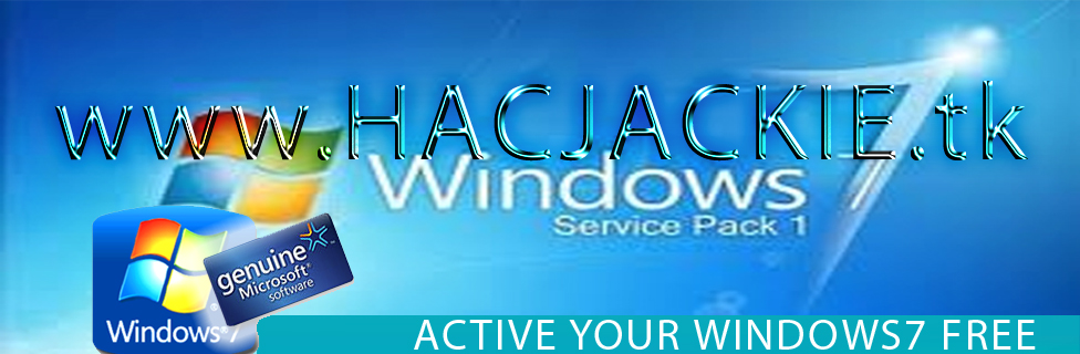 Activate Windows7 As Genuine