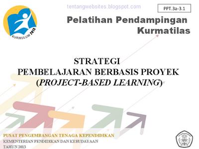 Strategi pembelajaran berbasis proyek