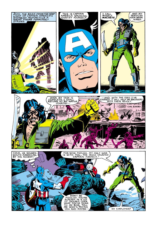 Captain America (1968) Issue #302 #230 - English 6