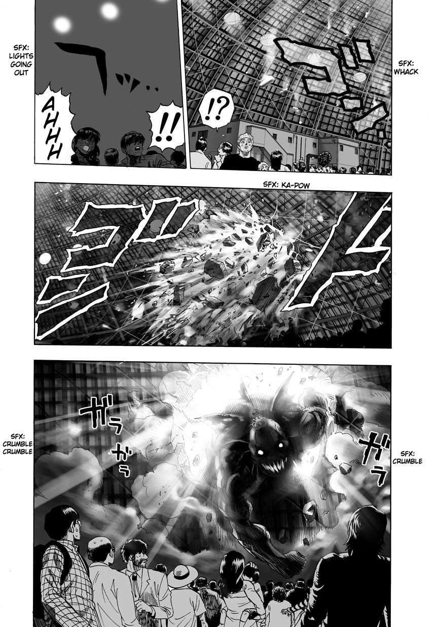 Onepunch-Man - Chapter 36