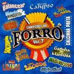 Campeões do Forró Vol.7 2012
