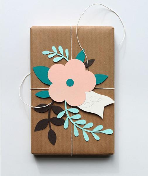 30 maneras diferentes y muy originales para envolver - Envolver regalos de forma original ...