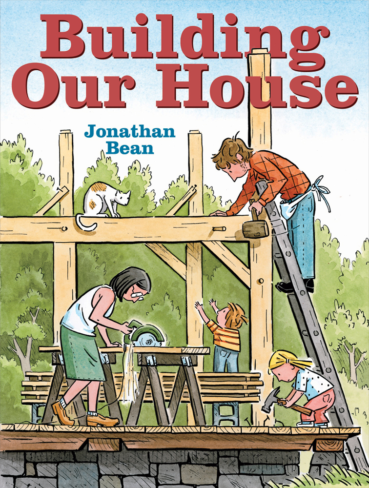 book aunt a review of building a house written and