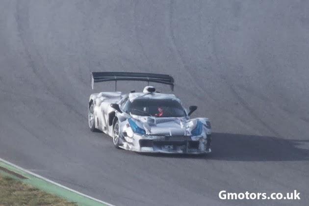 Ferrari LMP1 prototipo