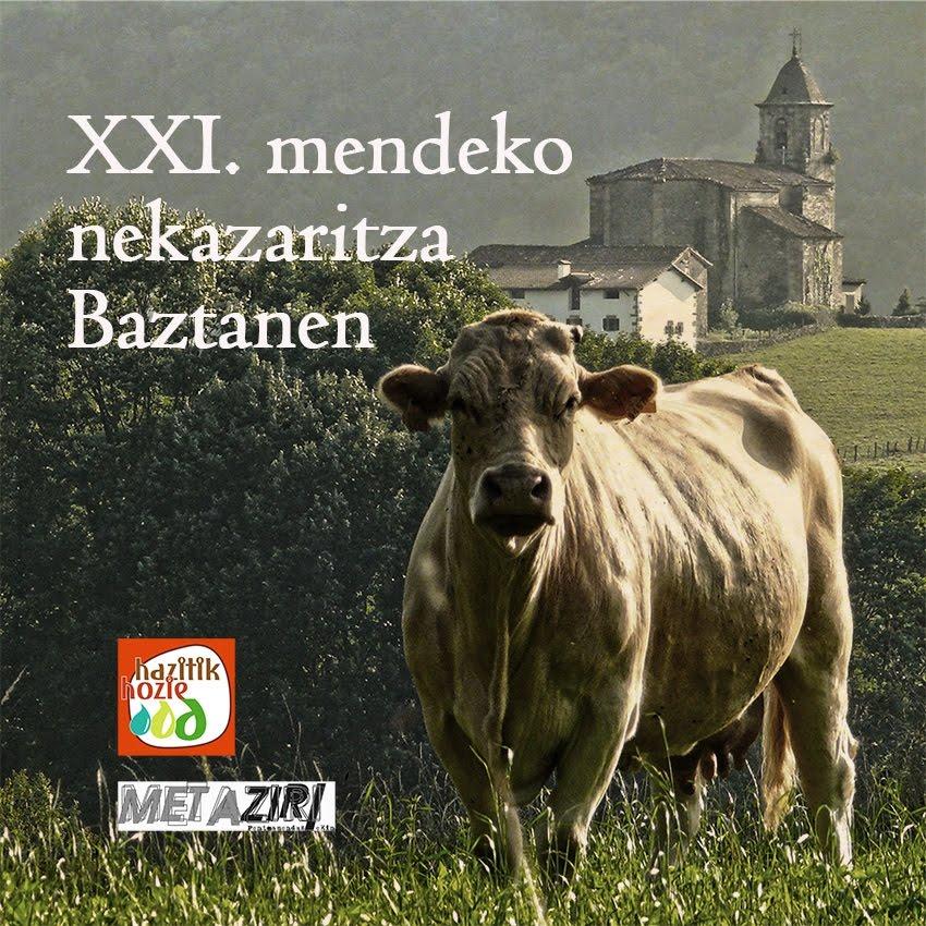 XXI. mendeko nekazaritza