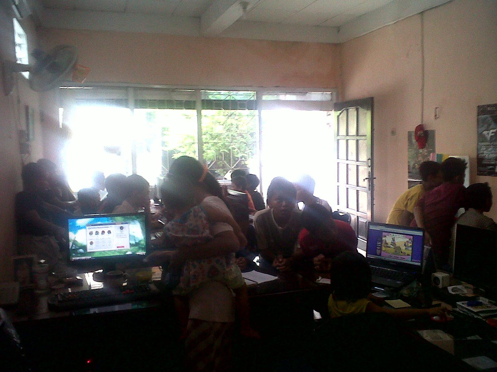 Warnet Game Online Berkelas Di Kota Semarang