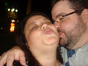 Niagara e beijinhos de Livinho