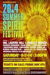 2014 Summer Spirit Festival