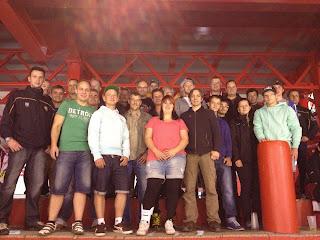Schiedsrichter aus Sachsen zu Gast in Crimmitschau Unparteiische auf Lehrgang vor Lizensierung