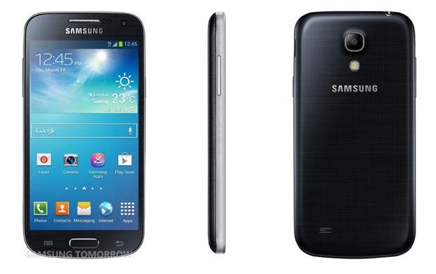 Samsung finalmente apresenta o Galaxy S4 Mini com tela de ...