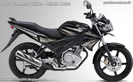 Yamaha Vixion 2011