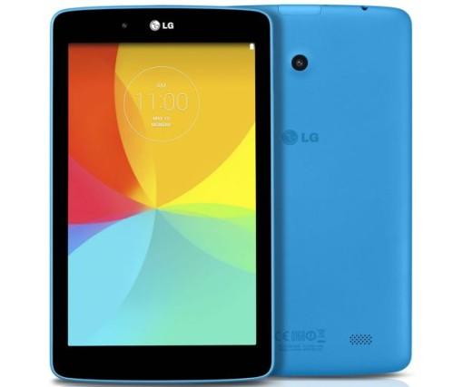Svelate le specifiche ufficiose del tablet da 7 pollici Android KitKat di LG