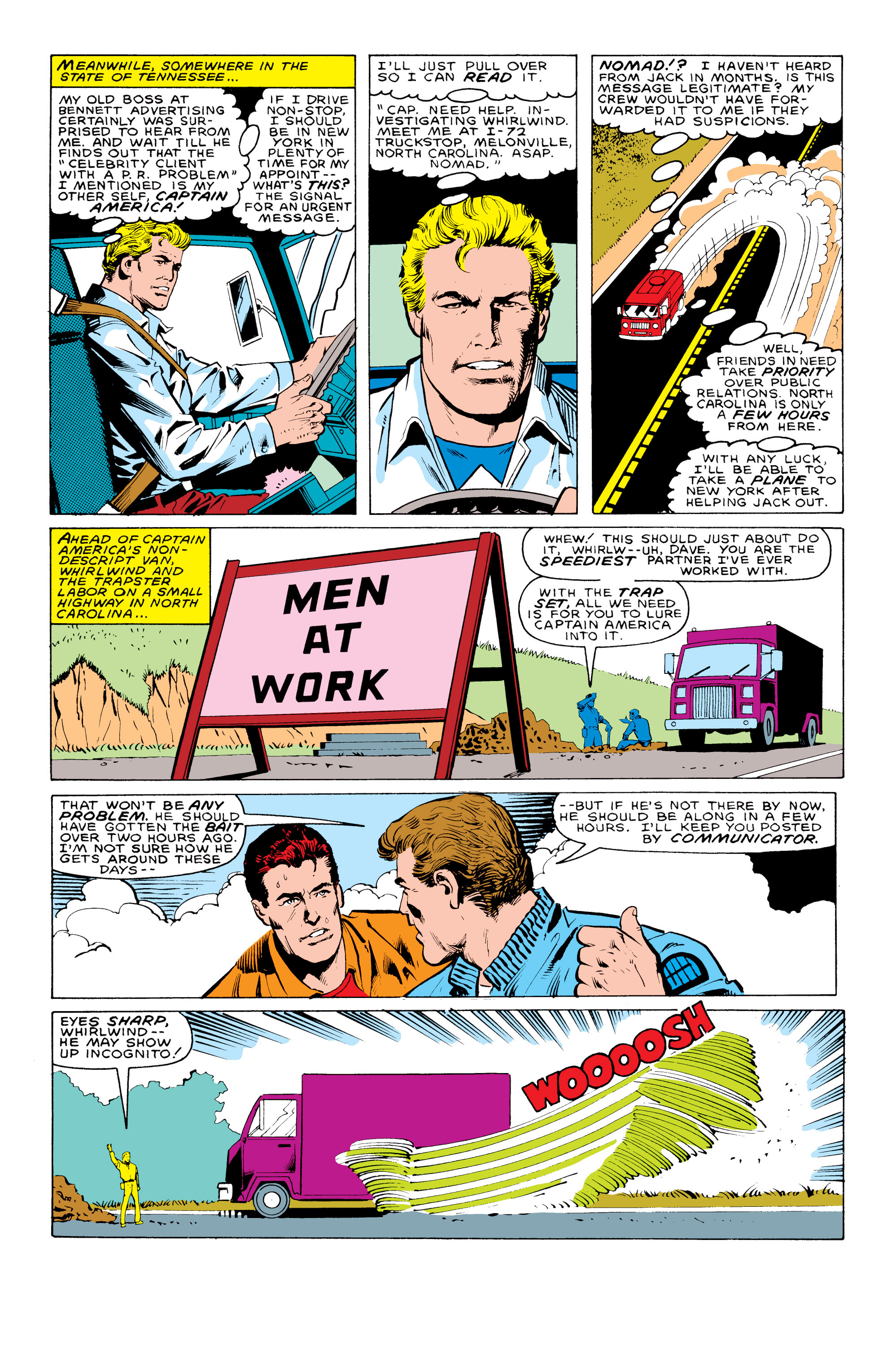 Captain America (1968) Issue #324 #253 - English 12