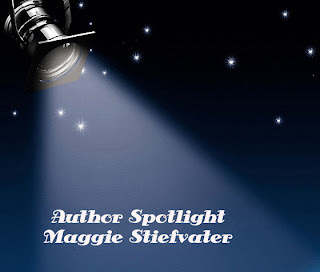 Author Spotlight: Maggie Stiefvater & Giveaway