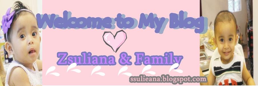 Zsuliana & Family