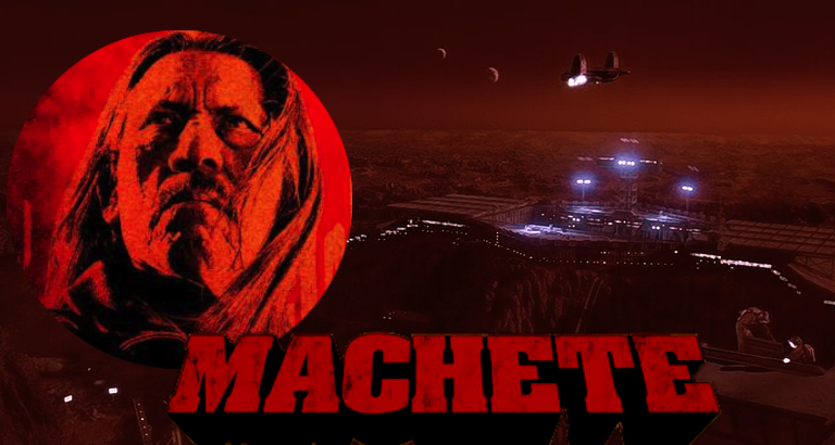 CELLULOID AND CIGARETTE BURNS: MACHETE KILLS Coming This ...