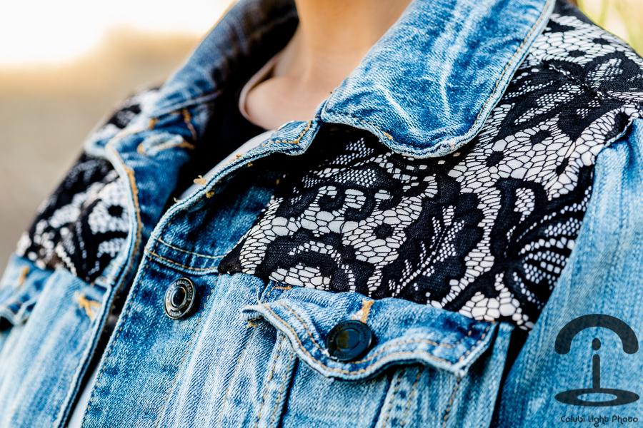 Как украсить джинсовки своими руками