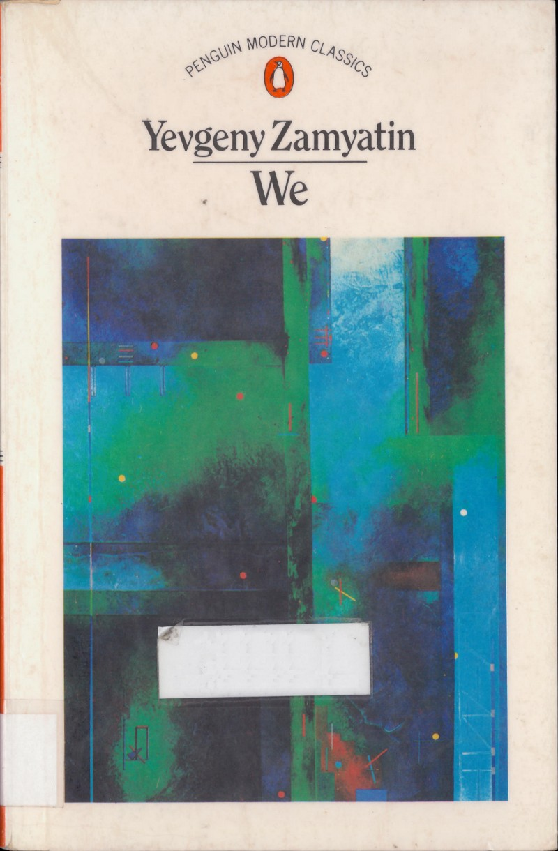 zamyatin essays This paper analyzes yevgeny zamyatin's use of imagery and symbolism in his masterpiece, the anti-utopian novel, we, in an attempt to uncover this relatively unknown russian writer's contribution to russian and world literature.