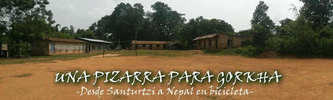 Una Pizarra Para Gorkha