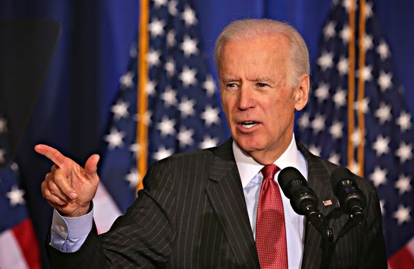US Vice President Biden promised Ukraine credit guarantees for $1 billion