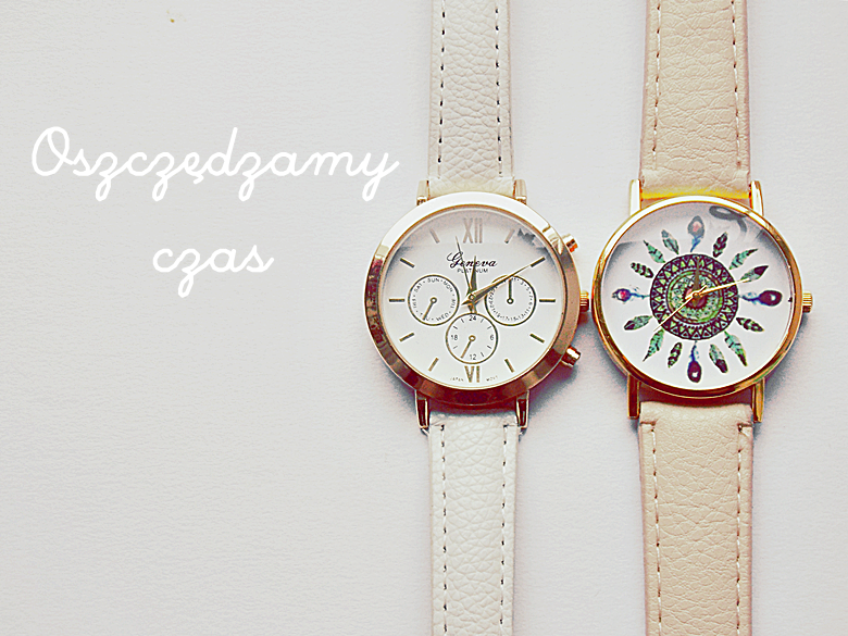czas, zegarek