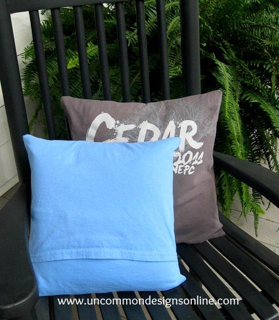 How To Make a Tshirt Pillow & Tshirt Pillow  T Shirt Pillows  pillowsntoast.com