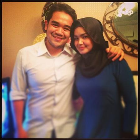 Dato' Siti Nurhaliza Lagi Menawan Dengan Imej Bertudung Litup
