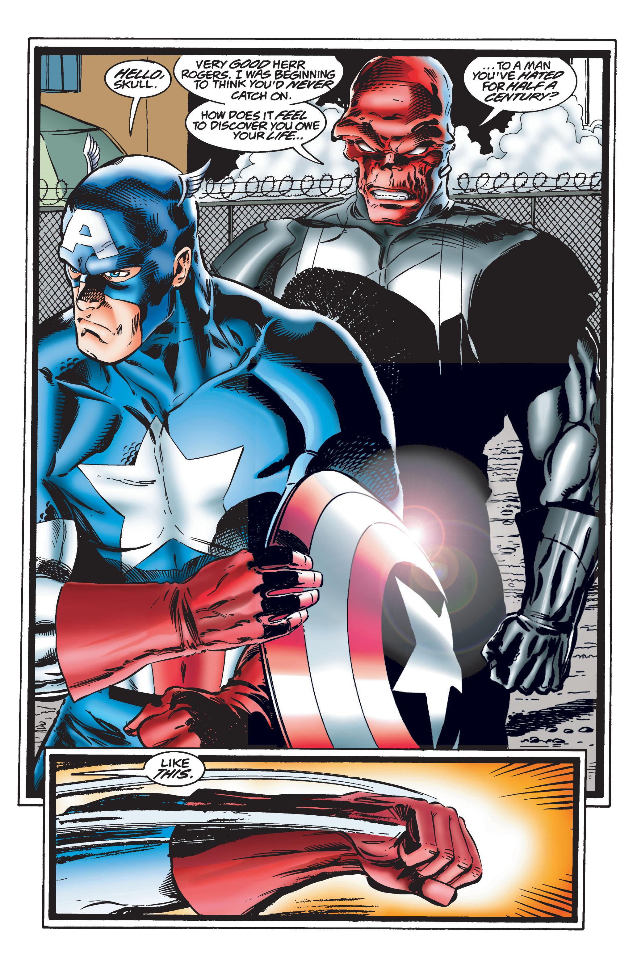 Captain America (1968) Issue #445 #399 - English 18