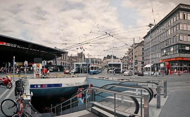 Bahnofplatz