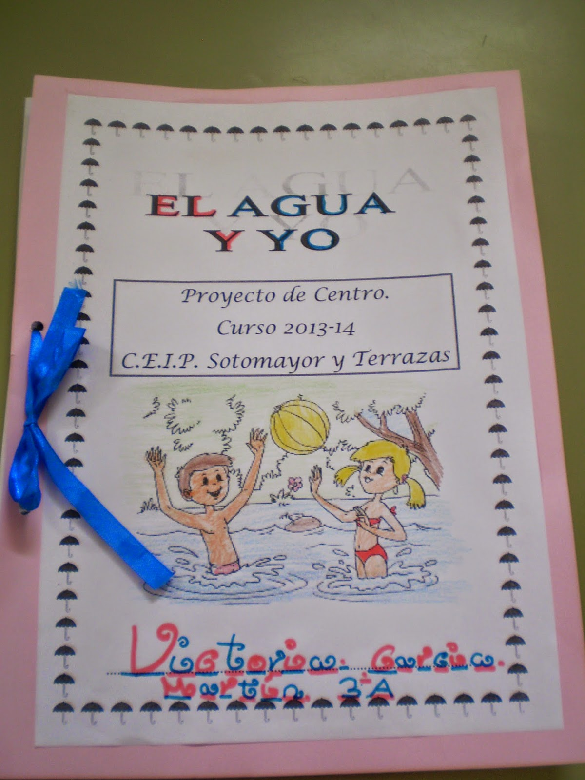 C e i p sotomayor y terrazas proyecto agua 2 ciclo for Como hacer un proyecto de comedor infantil