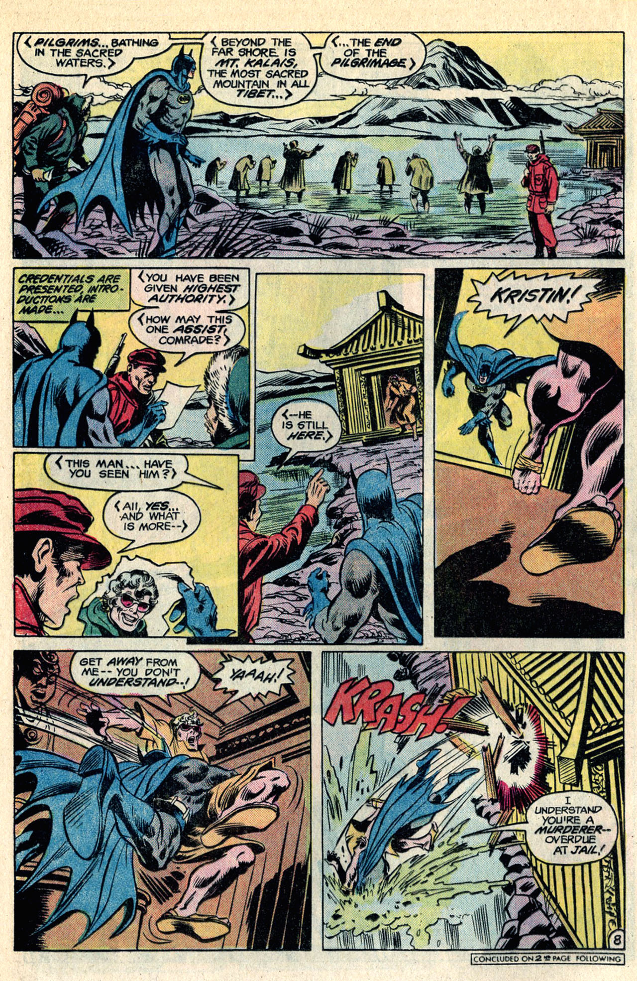 Detective Comics (1937) Issue #522 Page 12