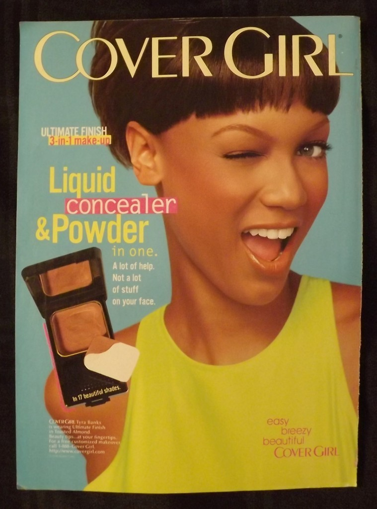 Fierce And Fabulous The Newest Fierce Covergirl