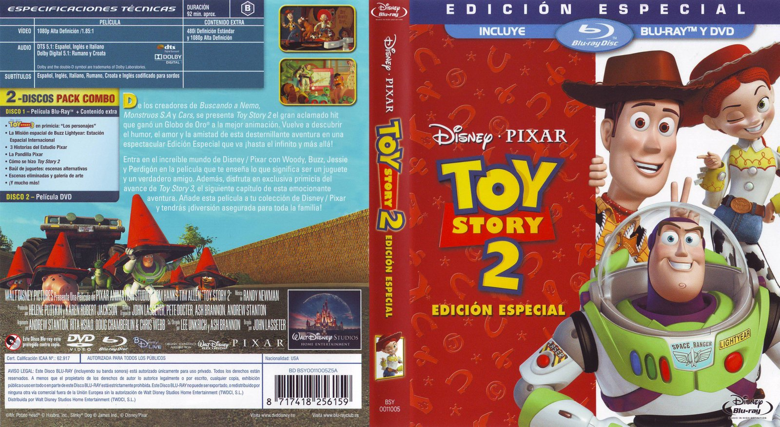 toy story 2 essay Pixar classic is one of the best kids' movies of all time read common sense media's toy story (1995) review, age rating, and parents guide.